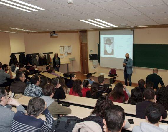 El Proyecto Edufinet acerca la transformación digital y la tecnología blockchain a los estudiantes de la UJA